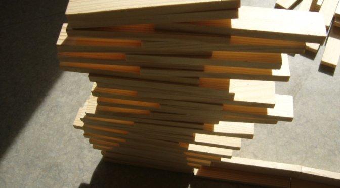 Sensibilisation a l'architecture : atelier kaplas