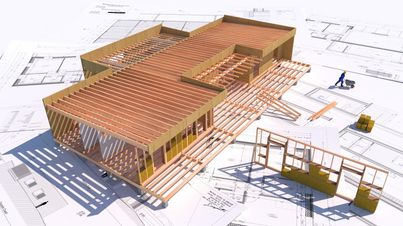 Blender pour les architectes matthieu dupont de dinechin for Plan architecte logiciel