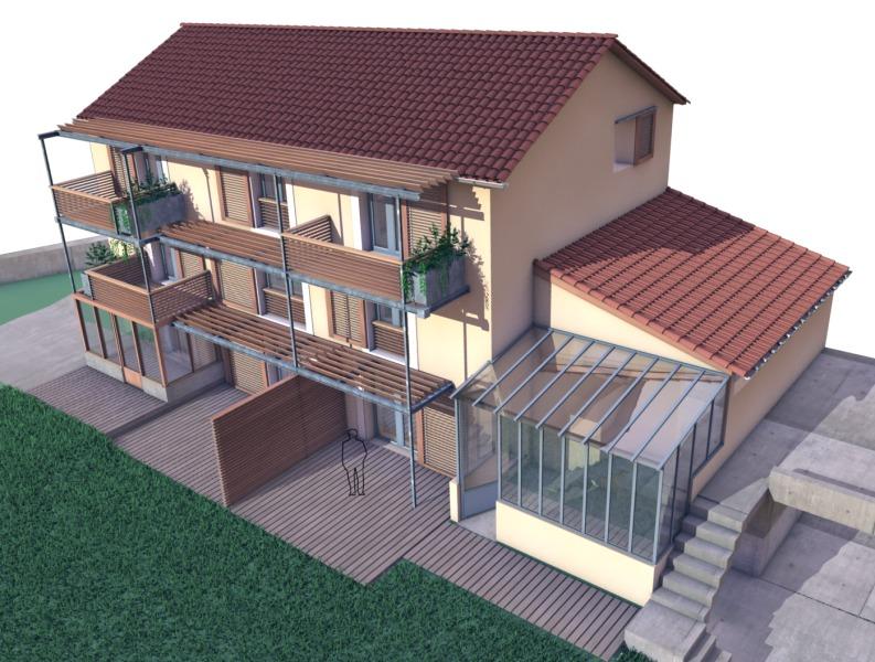 Logiciel 3d maison mac sweet home 3d est un projet open Cao open source