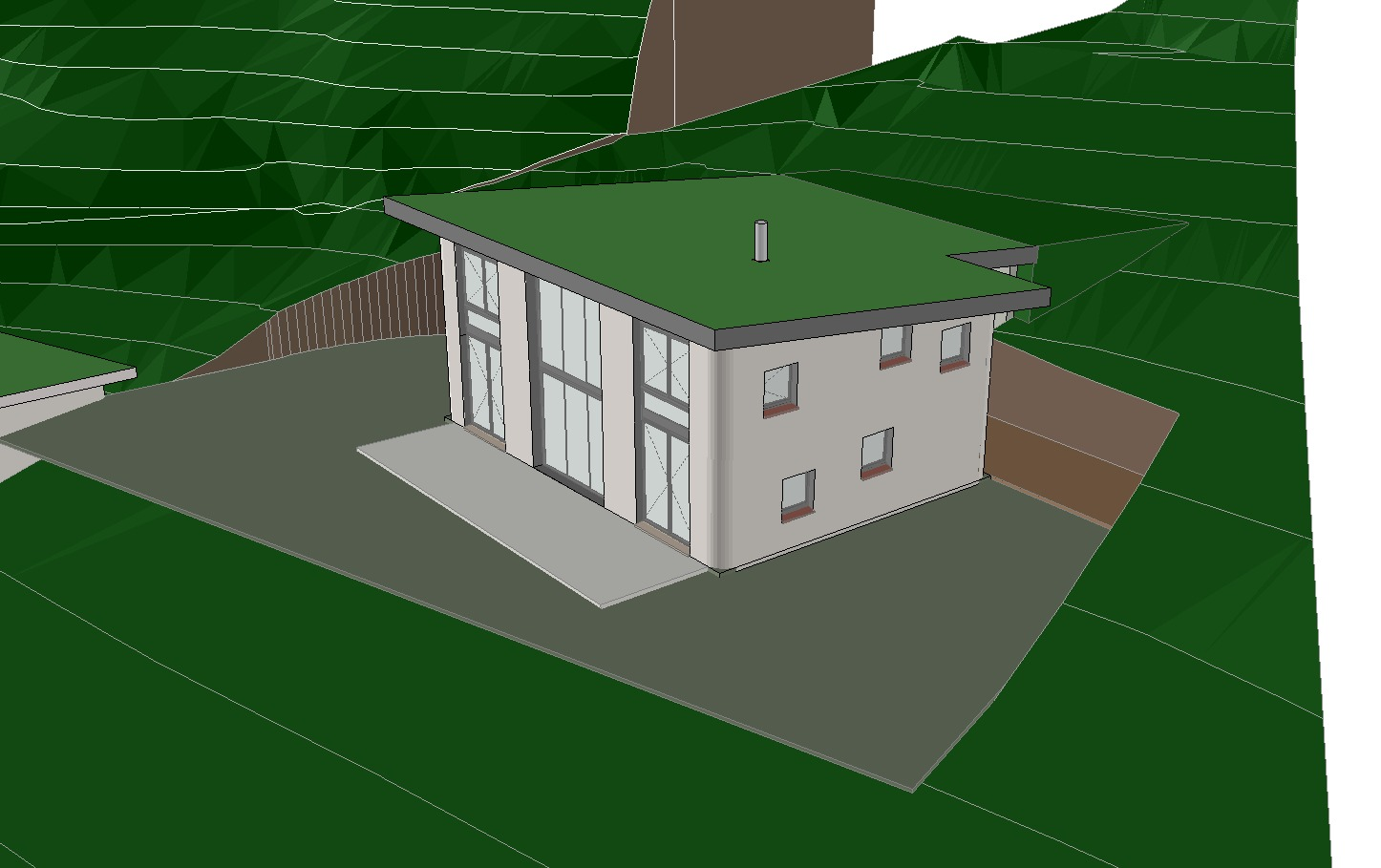 blender pour la mod lisation matthieu dupont de dinechin architecte dplg. Black Bedroom Furniture Sets. Home Design Ideas