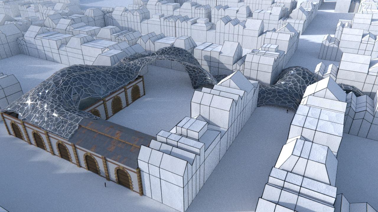 making of exp rimentations architecturales avec blender matthieu dupont de dinechin. Black Bedroom Furniture Sets. Home Design Ideas