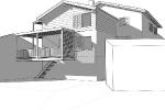 Balcon et extension